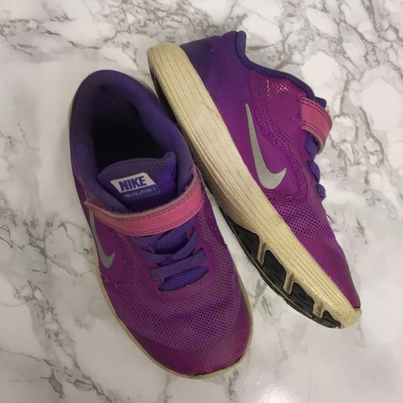 Nike Shoes | Girls Purple S | Poshmark